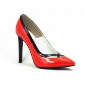 Pantofi Stiletto piele (5)