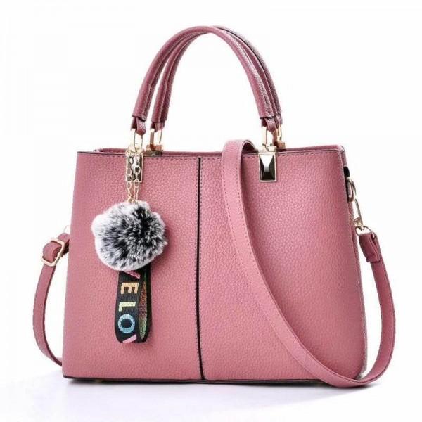Geanta dama roz Anastasia
